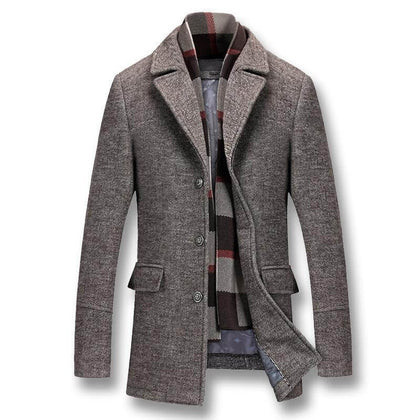 Buy men's coats and jackets online at LeStyleParfait.Com. Shop trendy winter coats, trench coats, leather coat, plaid coats, tweed coat at LeStyleParfait.Com