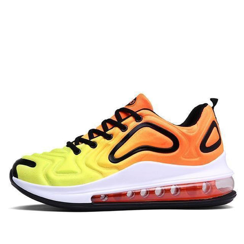 Air Cushion Sneakers Casual Sports Shoes Shoes LeStyleParfait.Com Yellow 42