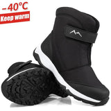 Aspen Winter Snow Boots For Men