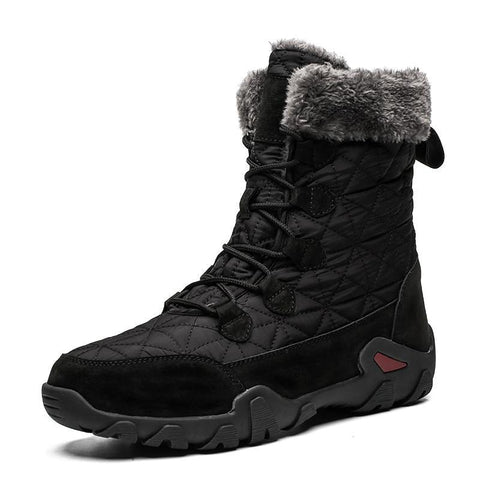 Breckenridge Waterproof Snow Boots For Men-Shoes-LeStyleParfait.Com
