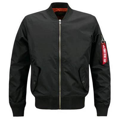 Cruise On Bomber Jacket-Jacket-LeStyleParfait.Com