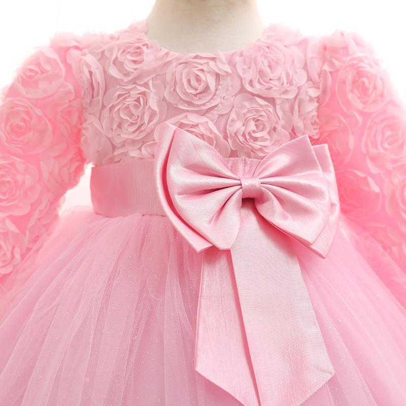 Girls Dress, Toddler Girls Tutu Dress-Girls Dresses-LeStyleParfait.Com