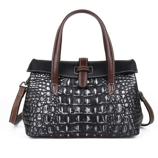 Handbags, Women Luxury Brand Handbags, Embossed-Bag-LeStyleParfait.Com