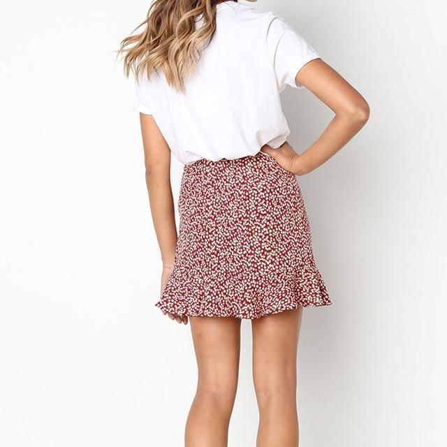 Happy Hour Leopard Mini Skirt-Skirt-LeStyleParfait.Com