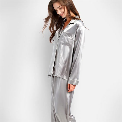 Just A Little Tease Pajama Set-Women Sleepwear-LeStyleParfait.Com