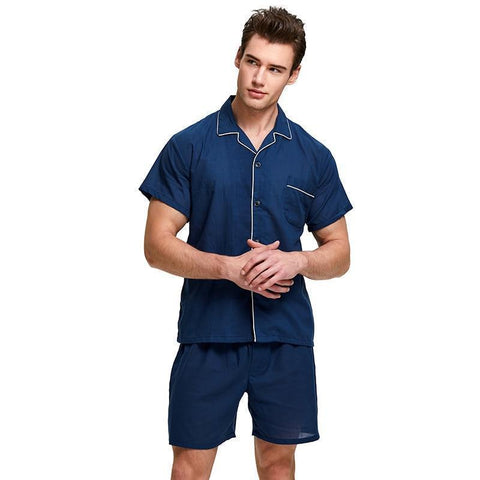 Just Watch Me Pajama Set-Men's Sleepwear-LeStyleParfait.Com