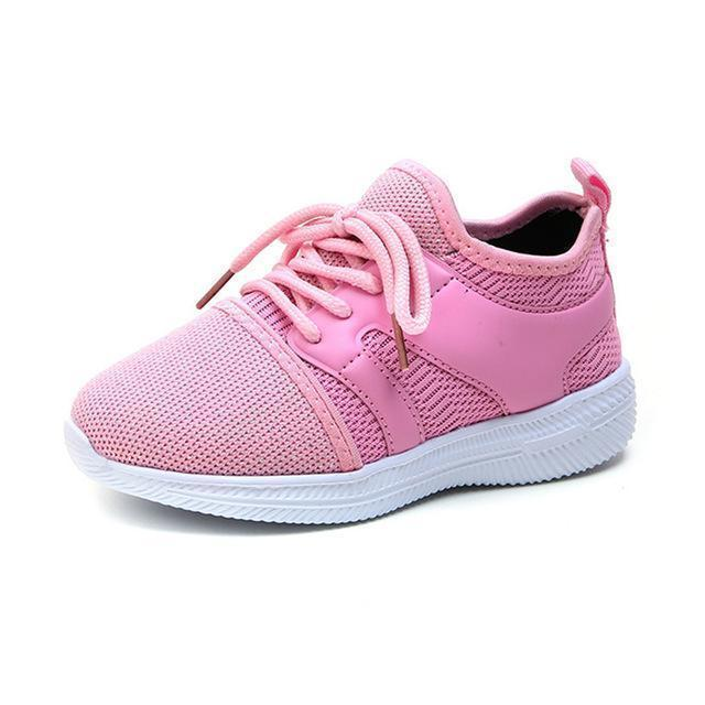 Kids Shoes Lace Up Sneakers Unisex-Shoes-online-LeStyleParfait.Com
