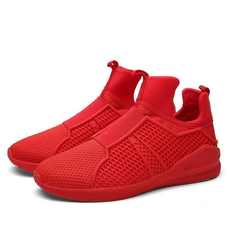 Men Casual Sports Shoes Fashion Trainers-Shoes-LeStyleParfait.Com