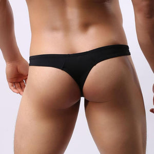 Men's Underwear G-string Thongs-Underwear-LeStyleParfait.Com