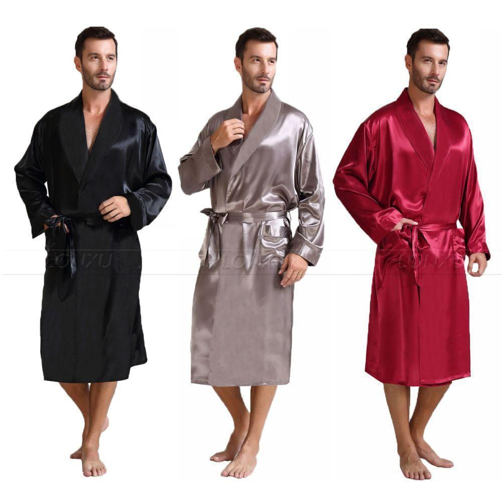 Need More Drama Men's Nightgown-Men's Sleepwear-LeStyleParfait.Com