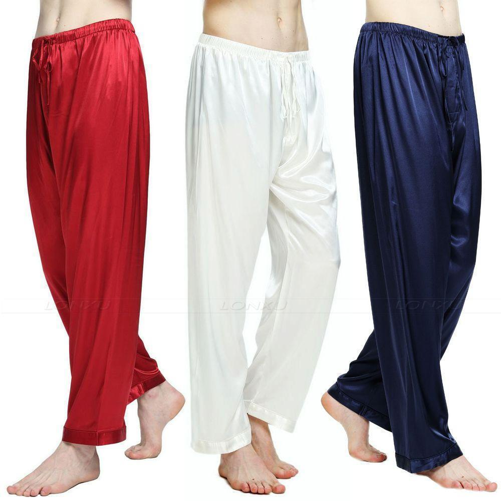 Night Rider Mens Pajama Pants-Men's Sleepwear-LeStyleParfait.Com