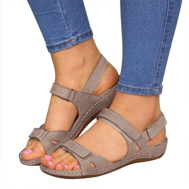 Open-Toe Sandals-Shoes-LeStyleParfait.Com