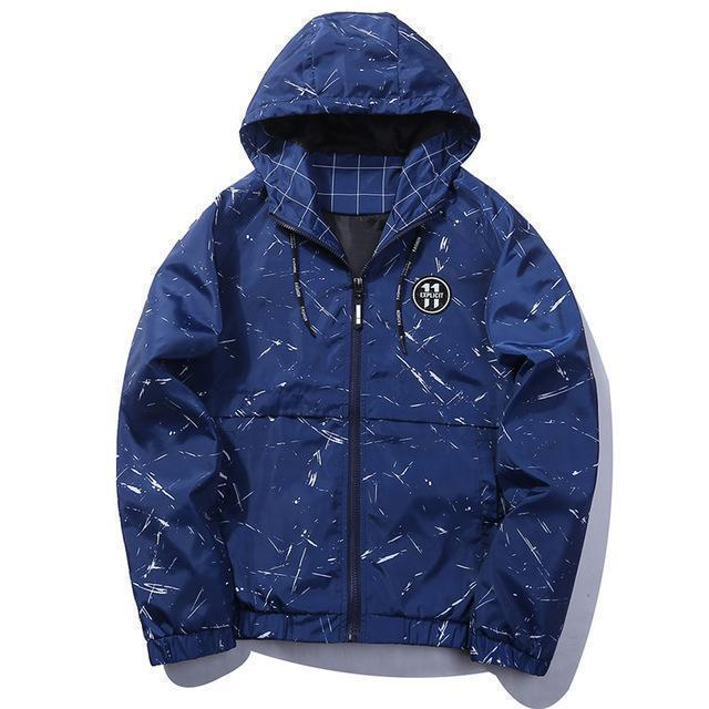 Reach For The Best Hooded Jacket-Jacket-LeStyleParfait.Com