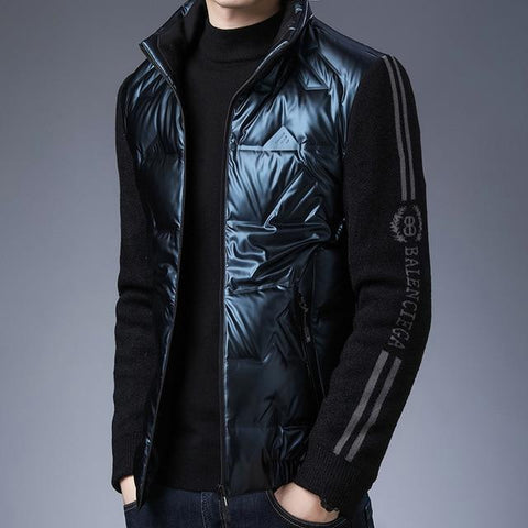 Rocky Luxury Winter Jacket For Men-Jacket-LeStyleParfait.Com