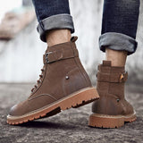 Ryan's Ankle Boots For Men