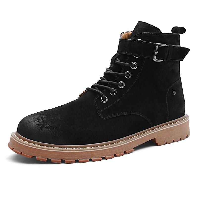 Ryan's Ankle Boots For Men-Shoes-LeStyleParfait.Com