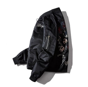 Salvation Bomber Jacket-Jacket-LeStyleParfait.Com