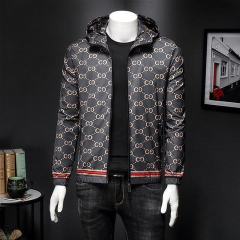 Stronghold Hooded Jacket-Jacket-LeStyleParfait.Com