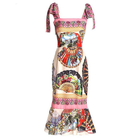 Sweet Darling Floral Midi Dress Dress LeStyleParfait.Com