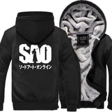 The Sword- Men's Winter Hoodie-Hoodies-Sweatshirts-Online-black-XL-LeStyleParfait.Com