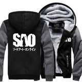 The Sword- Men's Winter Hoodie-Hoodies-Sweatshirts-Online-dark gray black 1-XL-LeStyleParfait.Com