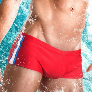 The Wild Surfer Men Swim Briefs-Swimwear-LeStyleParfait.Com