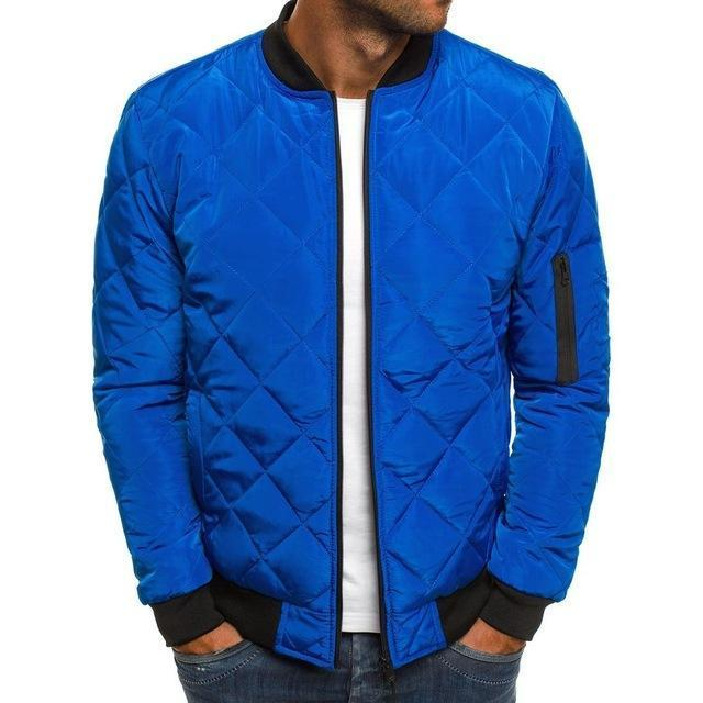 Thunder Flash Bomber Jacket-Jacket-LeStyleParfait.Com