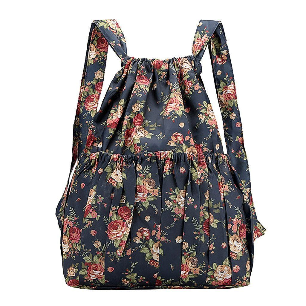 Vintage printed Ethnic Backpack-Backpack-Online-LeStyleParfait.Com