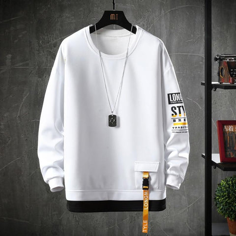 Wayne Sweatshirt For Men-Sweatshirt-LeStyleParfait.Com
