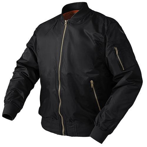 Wing Commodore Bomber Jacket-Jacket-LeStyleParfait.Com
