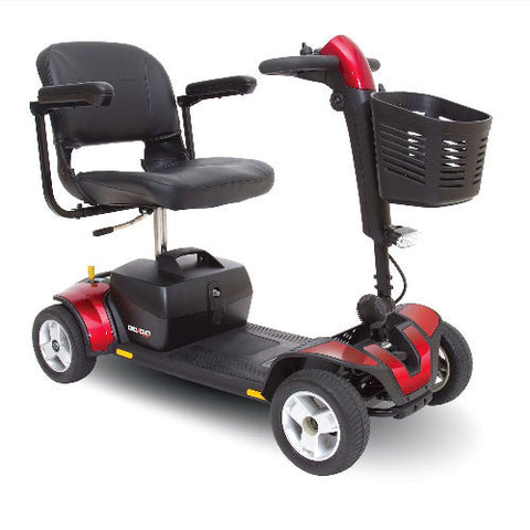 Pride Go-Go Sport 4 Wheel Scooter