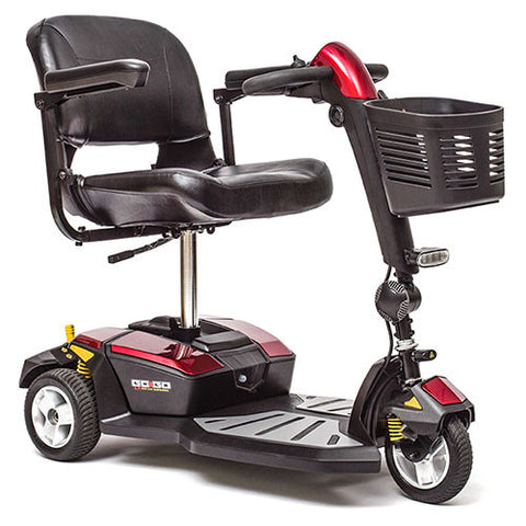 Pride Go-Go Sport 3 Wheel Scooter