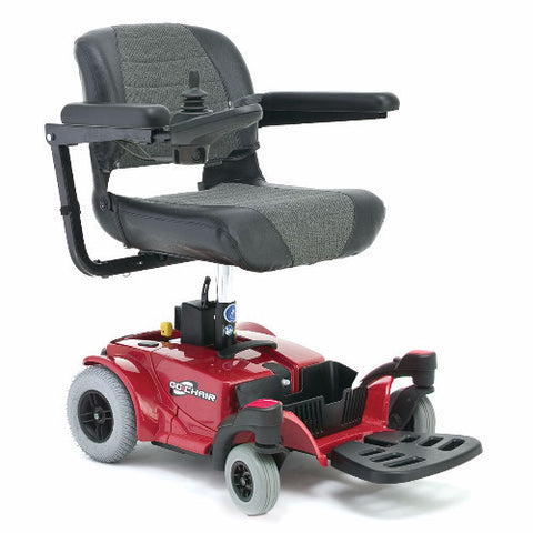 Pride Go-Chair 4 Wheel Power Chair