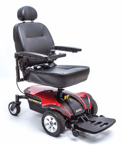 Pride Jazzy Sport 2 Power Chairs