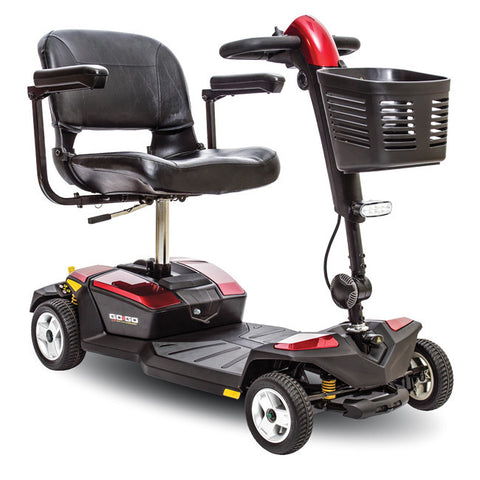 Pride Go-Go LX 4 Wheel Scooter with CTS Suspension