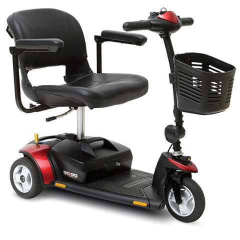 Pride Go-Go Elite Traveller 3 Wheel Scooter