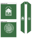 Muir College Graduation Stoles, No Year (class of '18)