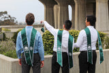 Muir College 2017 Graduation Stoles