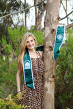 Muir College Graduation Stoles (Muir logo and UCSD seal, No Year)