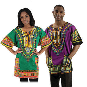 Men's/ Women's Dashiki
