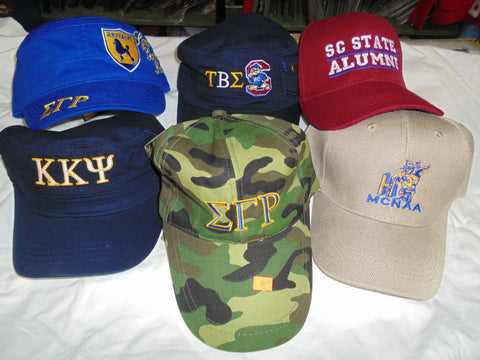 Greek / SCSU Cap