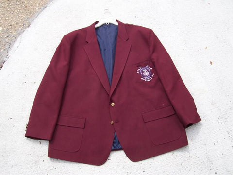 Custom Men's Blazer