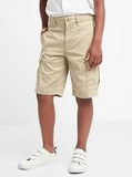 Uniform Cargo Short Pants