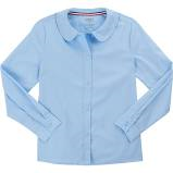 Girl's School Uniform Peter Pan Blouse