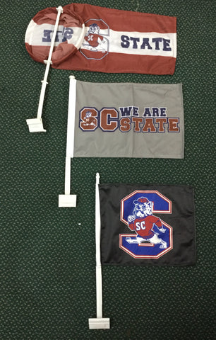 SC State Car Flags