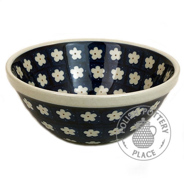 "Serving Bowl - 5.5"" - Polish Pottery"