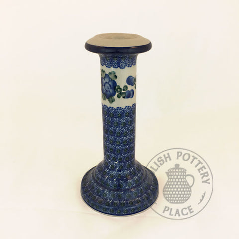 Candle Stand - Polish Pottery