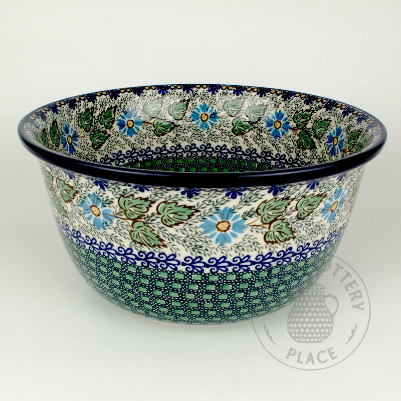 Large Batter Bowl - Spring Breeze UNIKAT