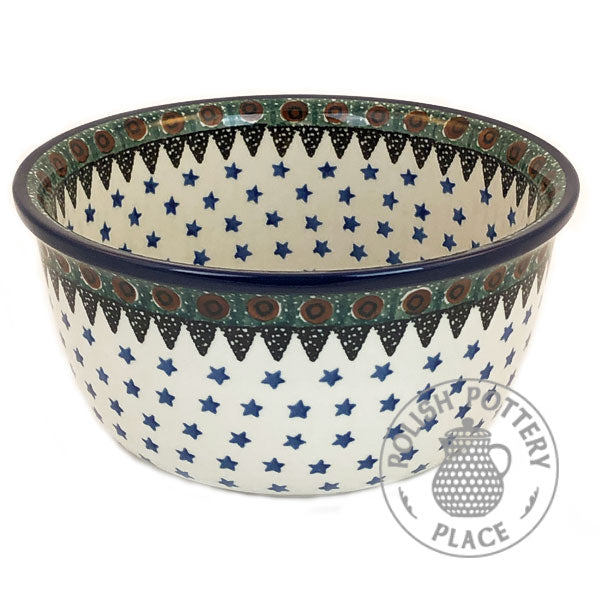 Batter Bowl - Polish Pottery
