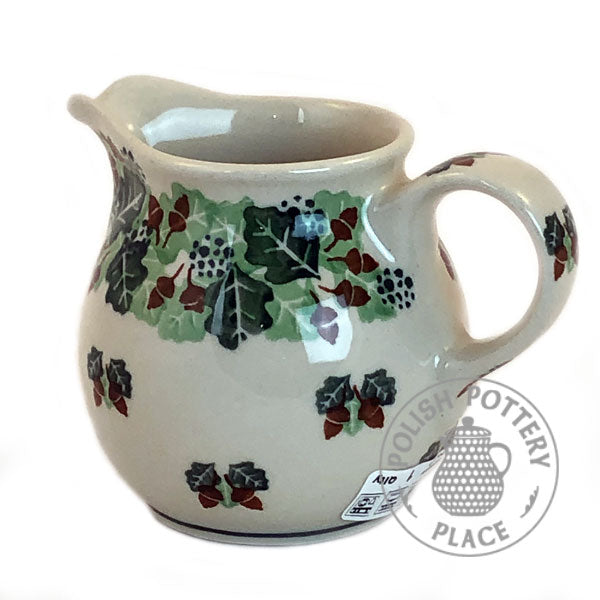 Small Pitcher - Polish Pottery